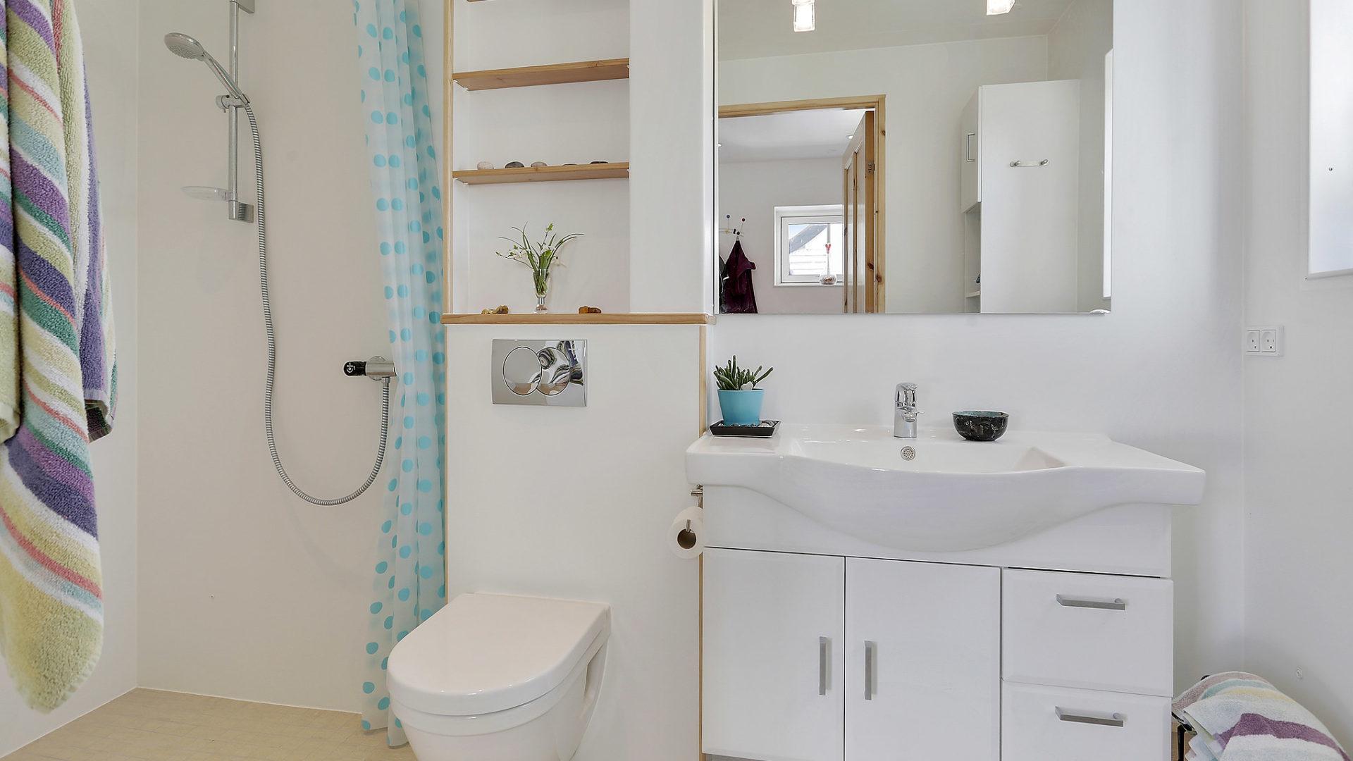 Badeværelse stueetage